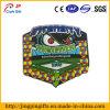 Soft Enamel Metal Sport Pin Badge (Butterfly Clutch)