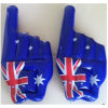 Customized Promotional PVC Inflatable Cheer Hand