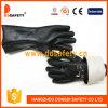 Ddsafety 2017 Black PVC Glove Dpv450