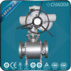 Flanged Delayed Coking Ball Valve