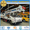 4X2 12 Meters Hydraulic Aerial Cage High Altitude Operation Truck