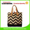 Promotional Custom Fashion Lady Handbag Reusable Thick Cotton Tote Shopping Canvas Bag