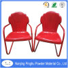 Red Powdercoating for Spare Parts Coating