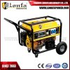 Factory Offer OEM 1.5kVA to 6.5kVA Gasoline Generator (with Handles and Wheels)