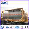 China 2017 Tanker Chemical Liquid Caustic Soda Naoh 32% Tank Container with ASME GB
