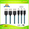 Nylon Braiding USB Cable for iPhone