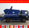 HOWO Brand 4X2 Skip Loader Truck, Garbage Truck and Refuse Truck