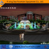 Stainless Steel Luxury Style Program Control Fountain
