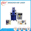 100W / 200W Gold Silver High Precision YAG Spot Jewelry Laser Welding Machine