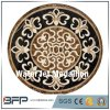 High Quality Round Marble Pattern Water Jet Floor Medallions