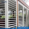 Aluminium Plantation Shutter Window and Door