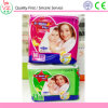 M-15PCS Q-Baby Star Fluff Pulp Organic Baby Diapers
