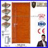Plain Veneer Laminated Wooden Room Door