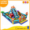Big Child Ocean World Inflatable Playground with Mini Slide (AQ01787)