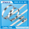 Stainless Steel Ball Locking Cable Ties