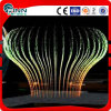 Round Rotating Music Fountain Decorative Garden Fountain