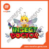 Insect Doctor Worm Shooting Software Table Fishing Game Machine