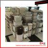 Plastic Storage Box and Dust Bin Mould with Rattan Design