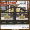 Decorative European Style Royal Villa Aluminum Main Gate
