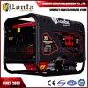 Key Start 5kVA/5kw Soundproof Super Silent Cheap Gasoline/Petrol Generator