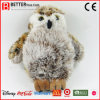Promotional Gift Stuffed Bird Plush Animal Toy Soft Owl for Kids
