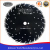 Diamond Blades: 350mm Laser Diamond Saw Blade for General Purpose