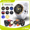 3G Android SIM Card WiFi Bluetooth Pedometer Heart Rate GPS Smart Watch