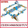 Giant High Quality Inflatable Water Game Water Trampoline for Sea (Lilytoys-WP29)