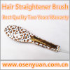 New Colors Hair Straightener Brush LCD Display