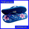 Women Flip Flop Slipper with Flowers Print (15I159)