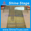 Quick Install Acrylic Glass Stage, Stage Equipment, Aluminum Mobile Stage