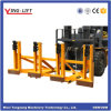 Heavy Duty Forklift Attachments Handle Many Different Drums