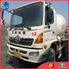 2006~2010 Available-Engine/Hydraulic-Pump Used Hino500 Concrete Mixer Truck Without Mechanical Fault