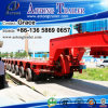 Factory Hydraulic Modular Trailer on Hot Sale