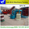 Fly Ash Habiterrra Block Machine Manufacture From China
