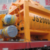 CE, ISO Certified Js2000 Hydraulic Concrete Mixer Machine Manufacturer