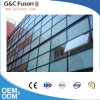 China Manufacturer Aluminum Glass Office Partition Curtain Wall