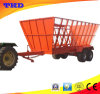 Harvest Box Trailer with Cage for Sugarcane