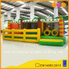 Small Jungle Park Funny Inflatable Playground Inflatable Funcity (AQ112)