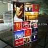 Cinema Light Box with Frameless Tension Fabric