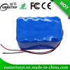 18650 3s5p Lithium Battery Pack 11.1V 11000mAh for Stage Light, LED Light Also Can Be Customized