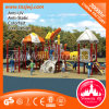 Commercial Amusement Park Kids Playground Plastic Slides