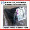 Kubota 688q Parts Rubber Below