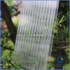 10mm Clear Eco-Friendly Polycarbonate Hollow Sheet for Home
