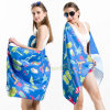 Microfiber Suede Beach Towel Made in China