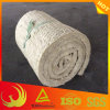 Thermal Insulation Glass Fiber Mesh Rock-Wool Blanket (industrial)