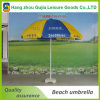 OEM Custom Outdoor Sunshade Beach Garden Parasol