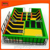 China Cheap Gymnastic Square Trampoline Equipment Factory