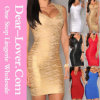 2015 Sexy Fashion Cocktail Formal Evening Prom Gown Party Bandage Dress
