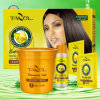 The Newest Silksoft Hair Relaxer Kit/ Shea Butter Extracts Hair Rebonding Cream Kit/House Use Hair Straightening Cream